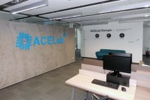ACE Lab office in the downtown of Prague